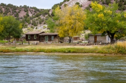 The John Jarvie Ranch on the Green River